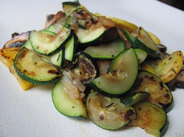 Sauteed Zucchini from Food.com: A quick and easy zucchini recipe to be ...