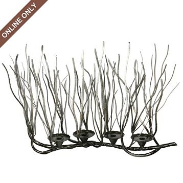 Branch Candle Runner Home Decorating Pinterest