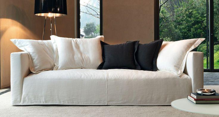 Pin by gruppo euromobil on sofas pinterest - Sofas small spaces model ...