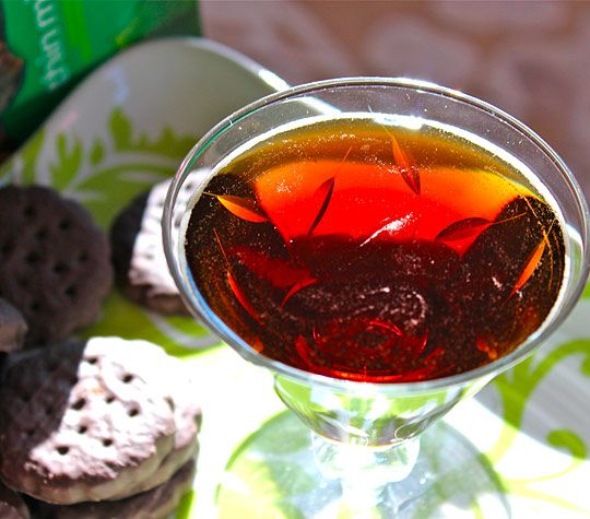 Girl Scout Cookie Cocktail!!! thin mint cookies dessert cocktails 2013 ...