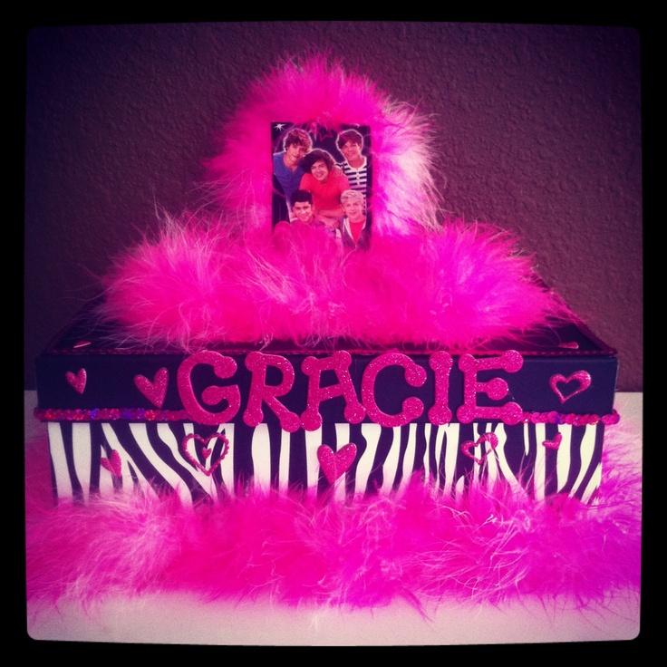 girly valentine box ideas
