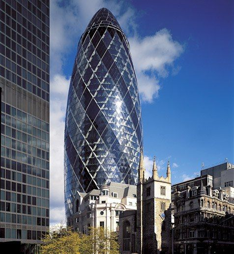 Norman foster past and present - Forster architekt ...