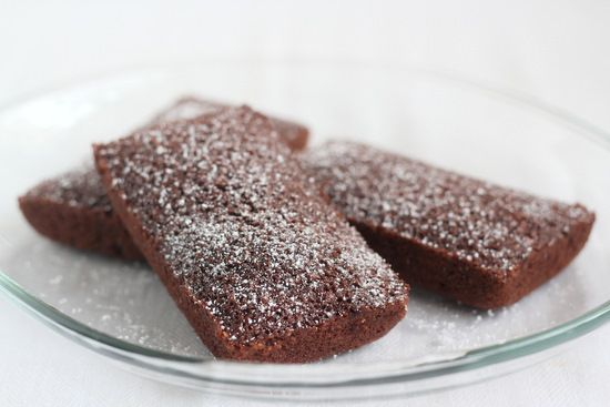 ... Teochew: Singapore Home Cooking: Double Chocolate Financier Cakes