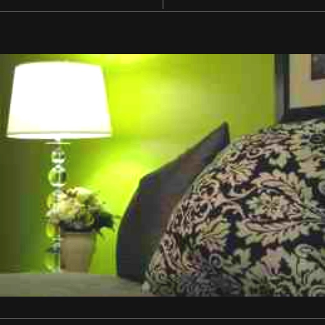 Lime green and black bedroom bedroom ideas pinterest for Black and lime green bedroom ideas