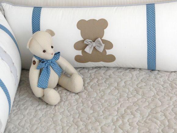 Kit Berço para decorar quarto de bebê57