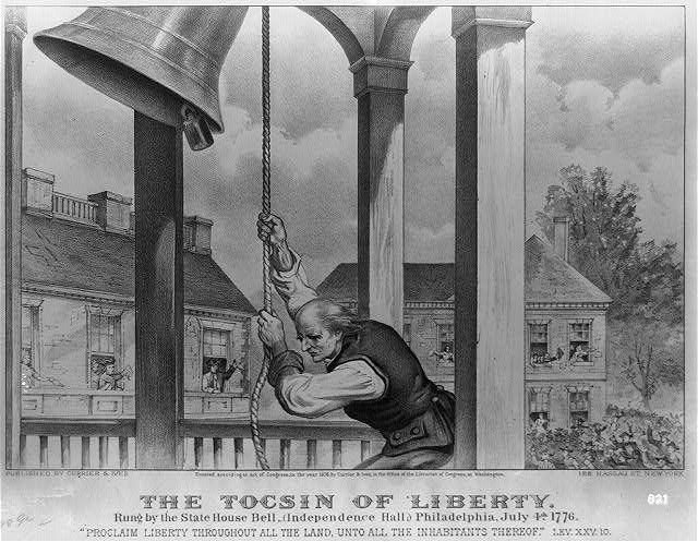 july 4 1776 philadelphia pennsylvania