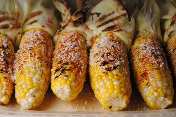Roasted Sweet Corn   Sweet Corn   Pinterest