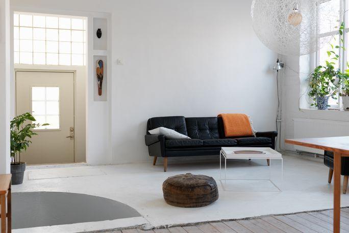 Scandinavian living room | Interior design | Pinterest