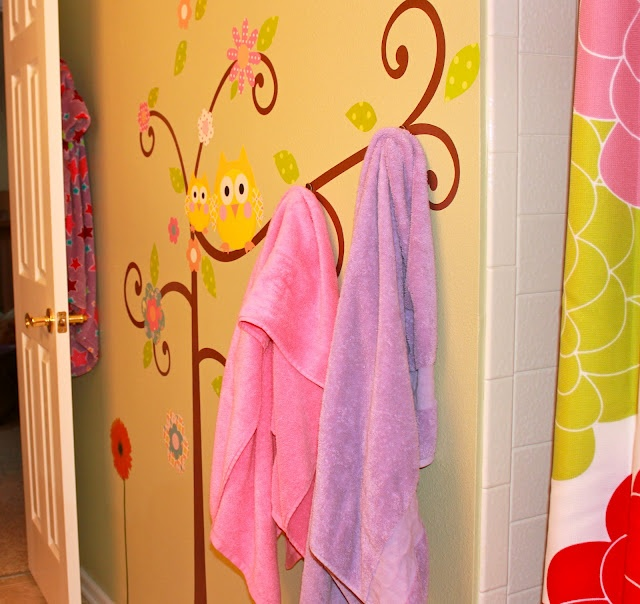 Cute Decal For Girl 39 S Bathroom For Granmares Girls Pinterest