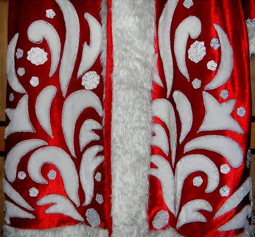 Как сделать узор на ткани своими руками 29