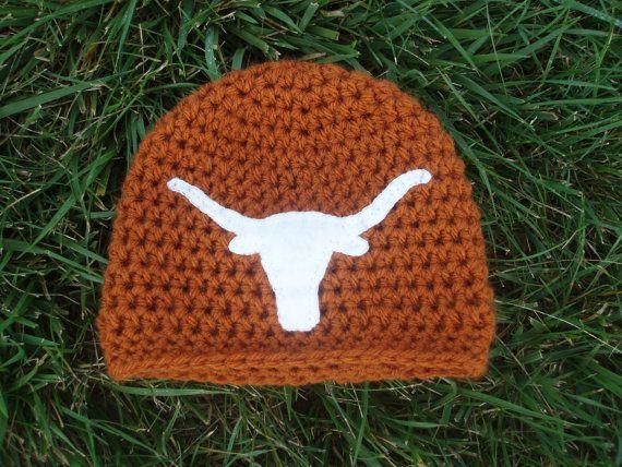 Crochet Pattern For Texas Longhorn Afghan : Pinterest