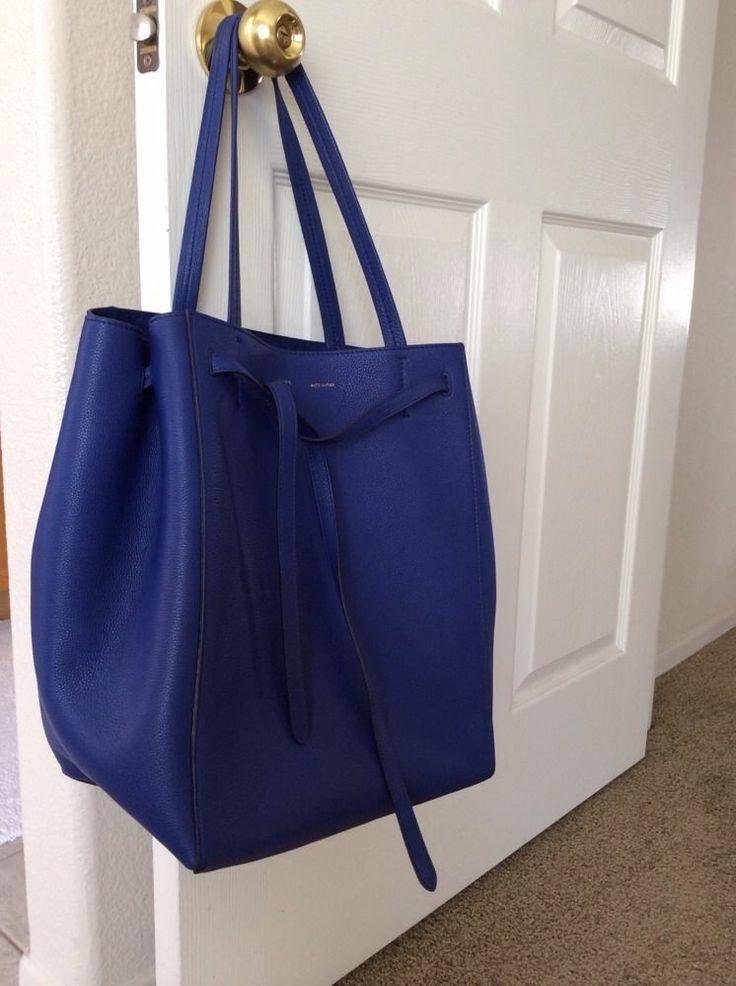 Celine Horizontal Cabas in Blue