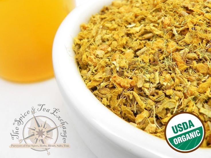 Ginger Turmeric Tea - $4.89 : Spice and Tea Exchange, Purveyors of ...