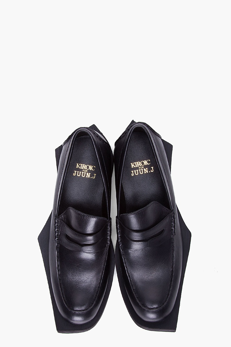 We are wondering if we would trip in these loafers with oversized soles???