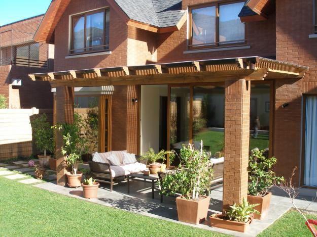 Terraza backyard pinterest for Patios y terrazas