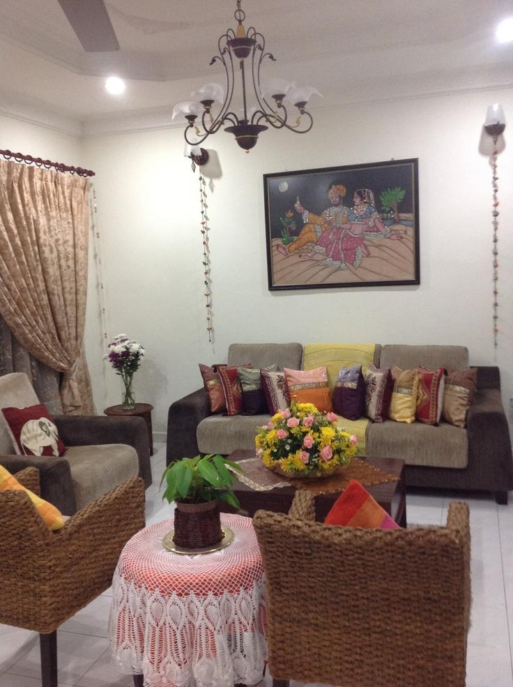 Diwali Living Room Decor Indian Decor Pinterest
