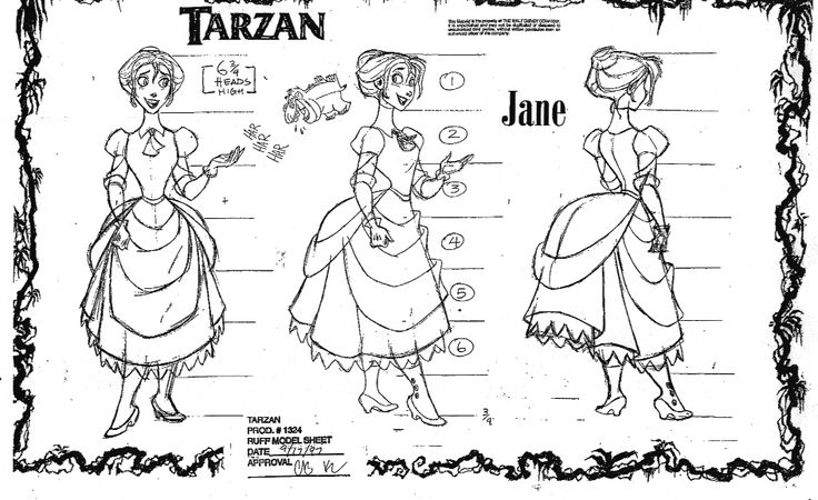 Disney Character Design Tarzan : Pin by christine kirkham on inspiration pinterest