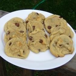 Award Winning Soft Chocolate Chip Cookies.