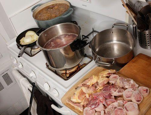 ... salad rich and creamy tonkotsu ramen broth tonkotru ramen broth