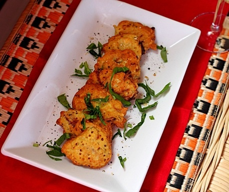 Crisp and Spicy White Lentil Fritters - Recipes - Whole Foods Market ...