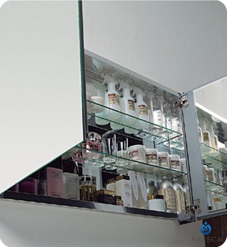 fresca large bathroom medicine cabinet for the home pinterest