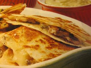 Mushroom Quesadillas QUICK FIX RECIPES   Favorite Recipes   Pinterest
