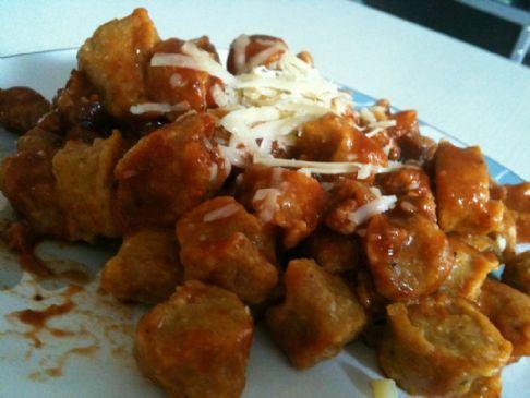 Pumpkin Gnocchi Recipe | Stove-top/Grilled Meals | Pinterest