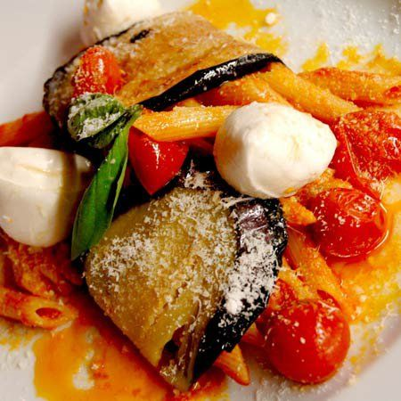 Penne alla Norma | Palermo: food, sicily and more... | Pinterest