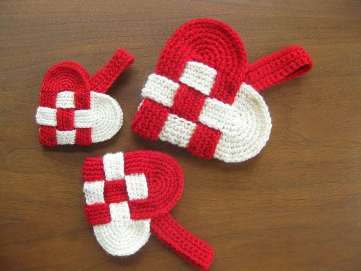 Free Danish Heart Pattern