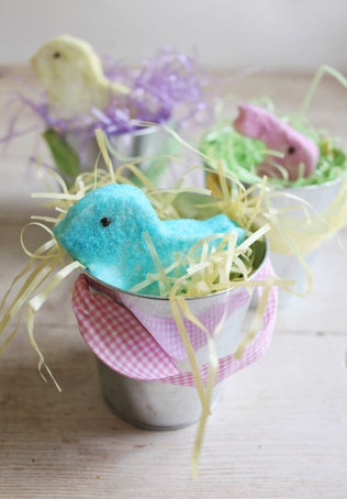 "HOMEMADE PEEPS From ""Classic Snacks Made From Scratch: 70 Homemade ..."