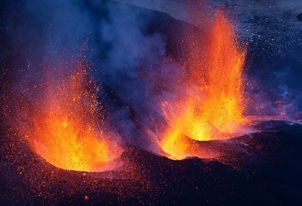 volcano that disrupted travel