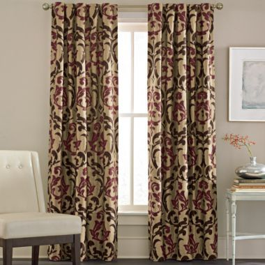 Living room curtains home sweet home pinterest for Jcpenney living room curtains