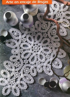 Hooked On Crochet : Hooked on crochet Knit and Crochet Doilies Pinterest