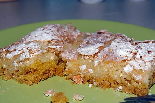 St. Louis-Style Gooey Butter Cake I made this, and as a StL native, I ...