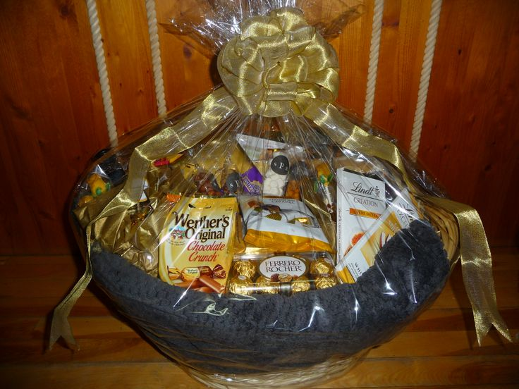 Wedding Anniversary Gift Basket For Him : wedding anniversary