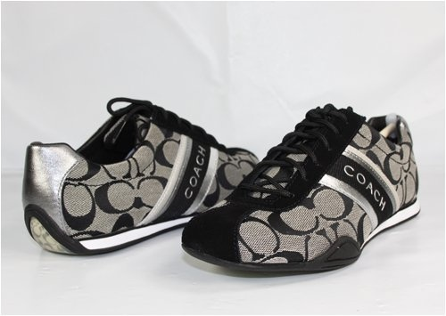 Coach Tennis Shoes - one can never have enough