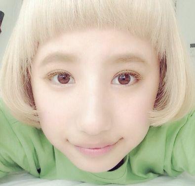 外国人風メイクの新常識!眉マスカラをまつ毛に塗って金色まつげを作っちゃおう♡