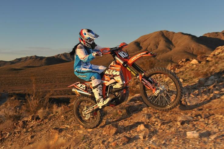 Dirt Tricks Rider | Dirt Bike Riding | Pinterest