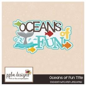 ocean essay title