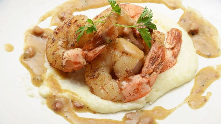 kentucky derby s shrimp amp grits with tasso gravy