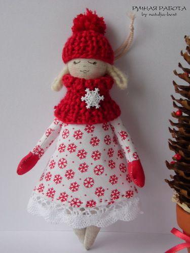 Ручная работа by natulja-best: куклы
