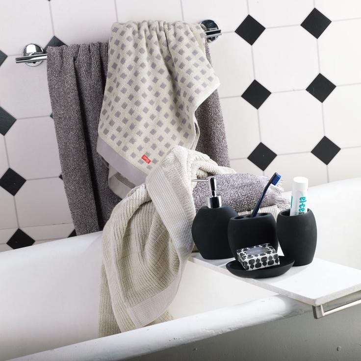 Set De Juego De Baño:Set de toallas y juego de baño