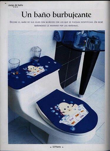 Juego De Baño Navideno De Foami:Pinterest Tapetes De Bano
