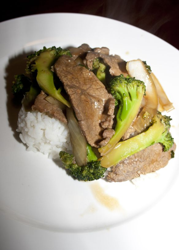 Broccoli Beef | Mom, What's For Dinner? | Pinterest