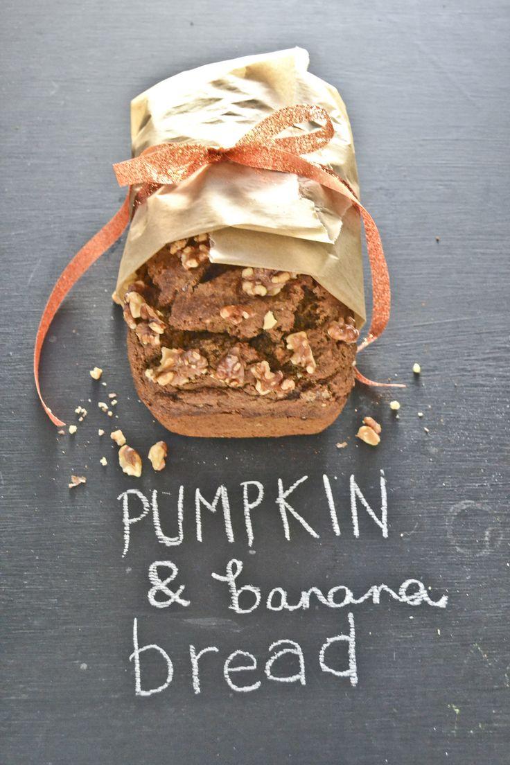 Pumpkin & banana bread. Shop Envy Girl Boutique www.shopenvygirl.com