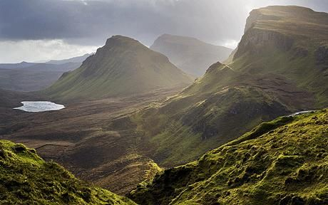 Isle of Skye Island United Kingdom
