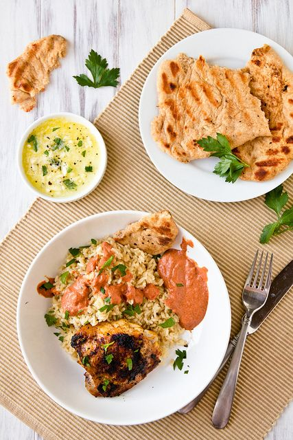 Grilled Indian-Spiced Butter Chicken Recipes — Dishmaps