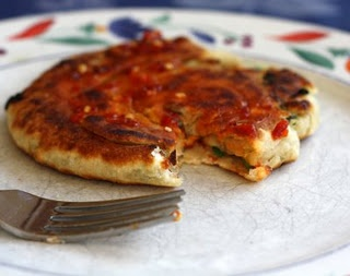 Chinese green onion pancakes | you can't eat dessert all the time | P ...