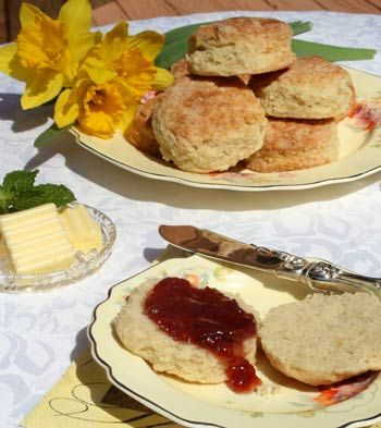 Old-Fashioned Buttermilk Biscuits | Simple Life Values! | Pinterest