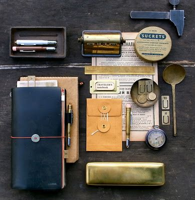 Midori Traveler's Notebook - beyond!